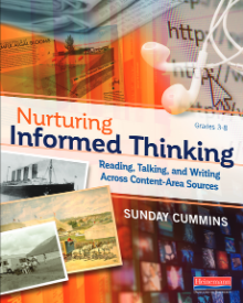 Nurturing Informed Thinking Icon