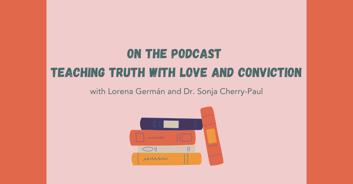 On the podcast Textured Teaching