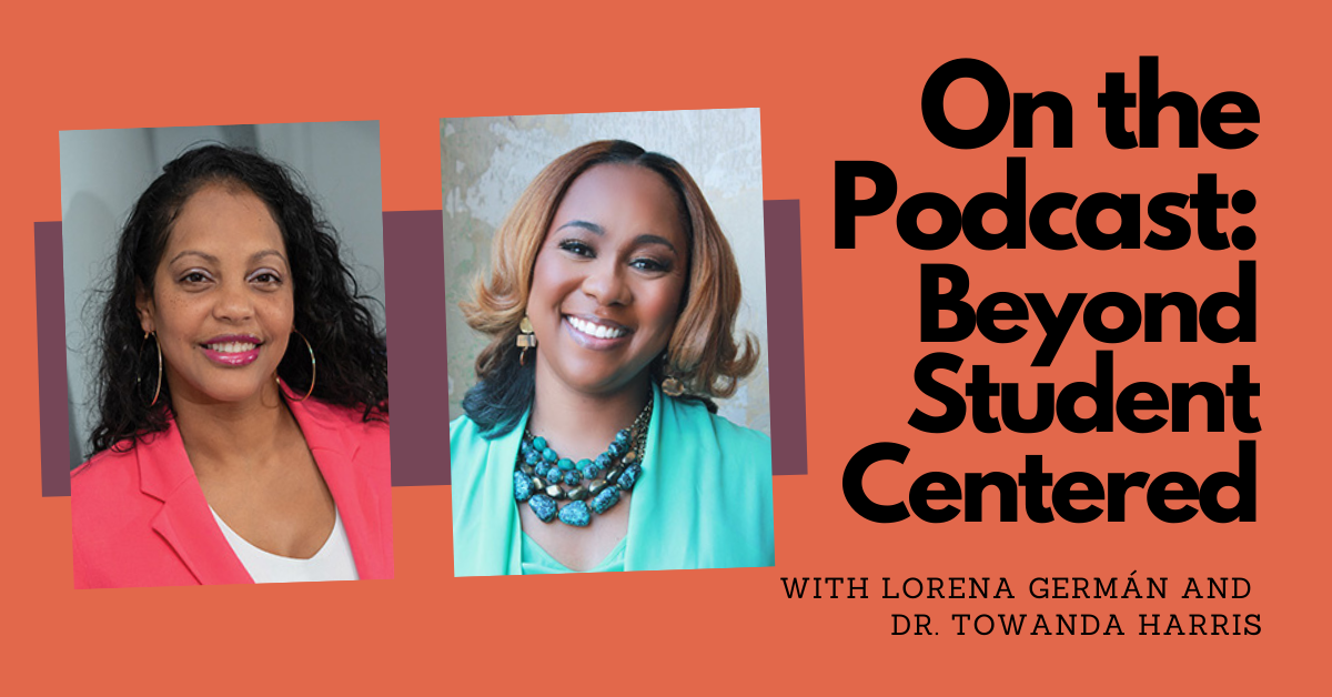 Podcast Beyond Student Centered (1)