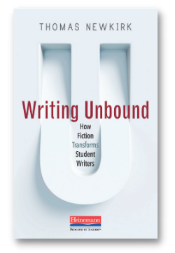 Small Writing Unbound Right Drop Shadow