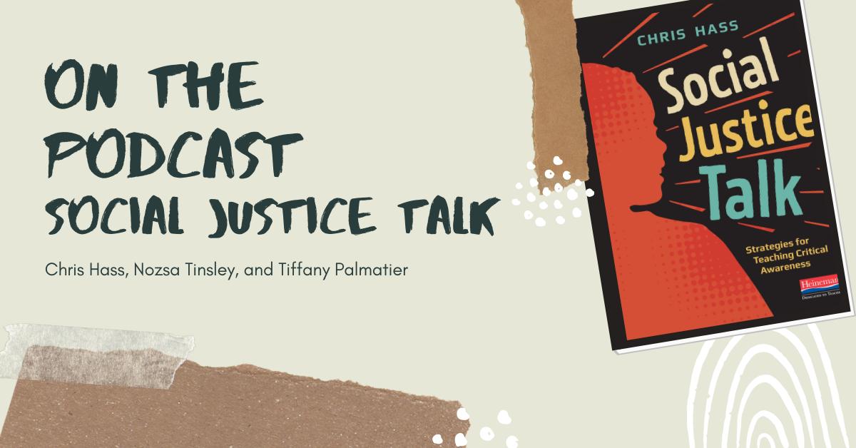 Social Justice Talk Podcast