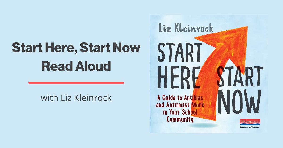 Start Here, Start Now Read Aloud