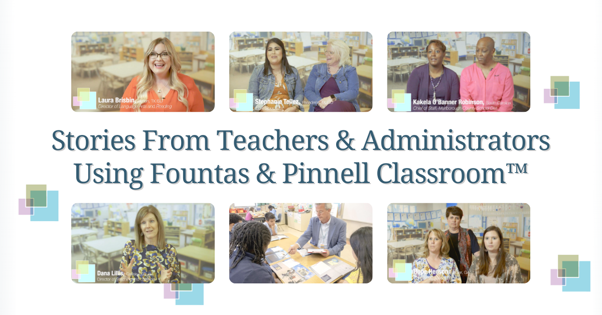 Stories from teachers a using FPC White Background