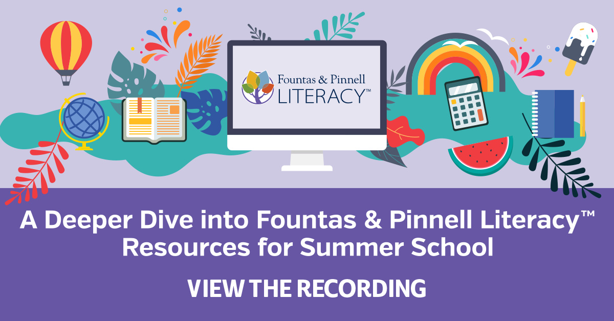 Summer School Webinar Recording Blog Header Graphic