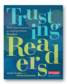 Trusting Readers Small Drop Shadow
