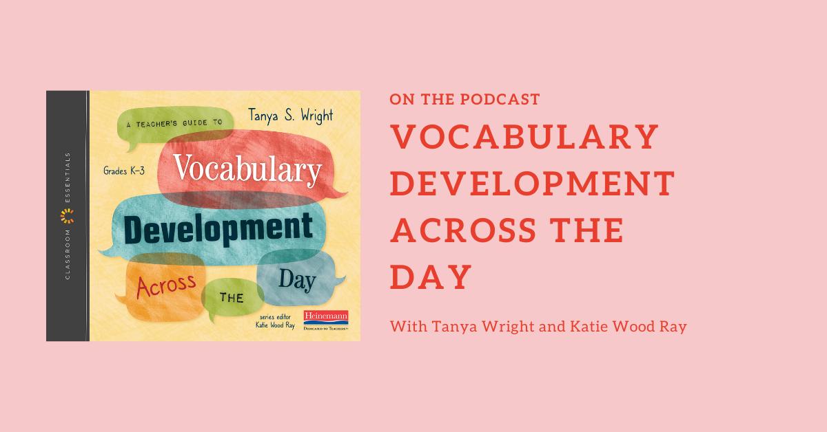 VocabularyDevelopmentAcrossTheDayPodcast