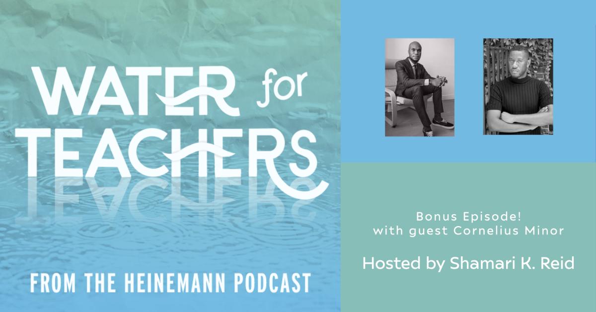 Water For Teachers_Bonus-EP_Cornelius-Minor