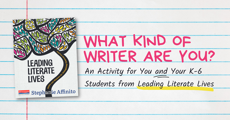What Kind of Writer Are You Paper Blog Header jam