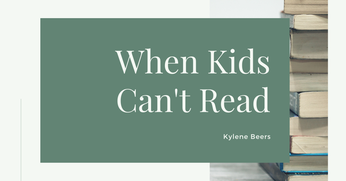 When Kids Cant Read Podcast
