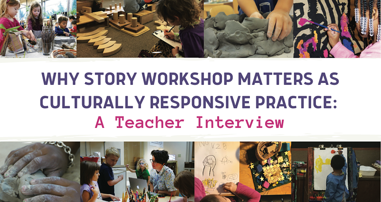 Why Story Workshop Matters as Culturally Responsive Practice jam