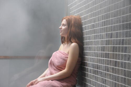 How Steam May Contribute to Better Breathing