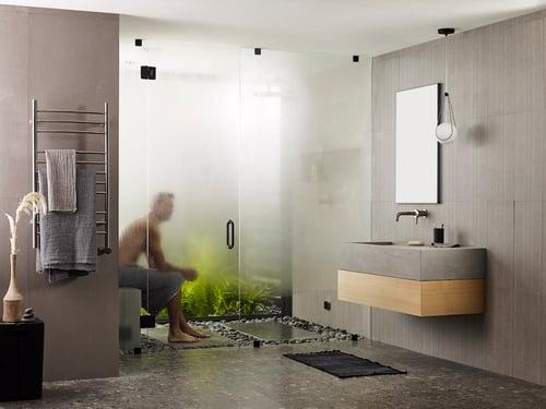 3 Reasons to Choose a Home Steam Bath vs. a Sauna