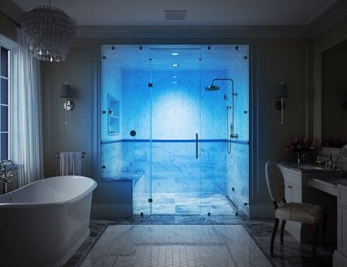 How to Build a High-Tech, High-Comfort Bathroom