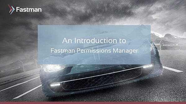Permissions Manager Presentation