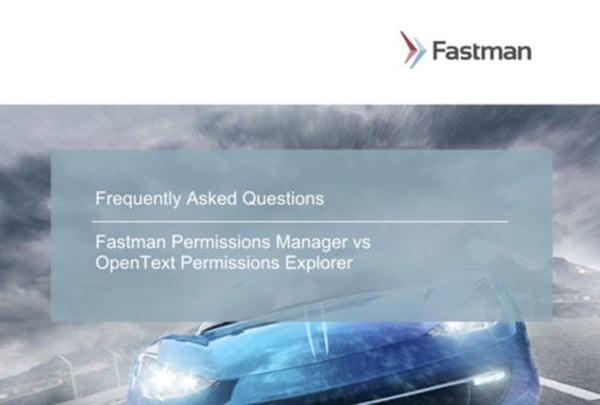Permissions Manager vs Permissions Explorer FAQ