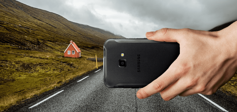 Samsung XCover 4 – your rugged device
