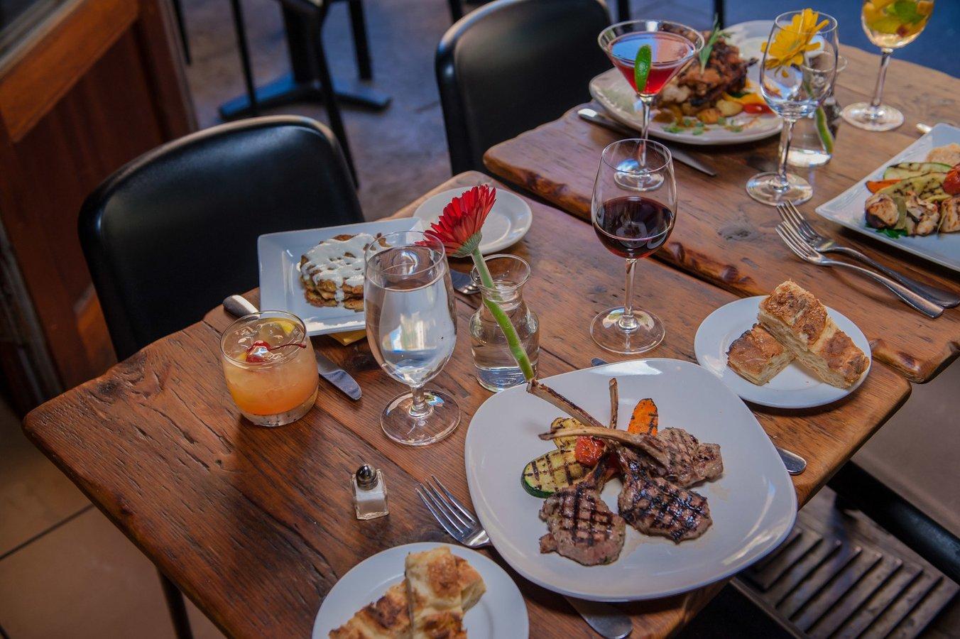 Bodrum Mediterranean Restaurant's Menu Items