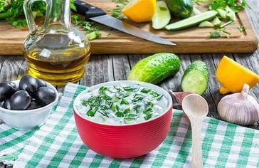 Anatolian Yogurt