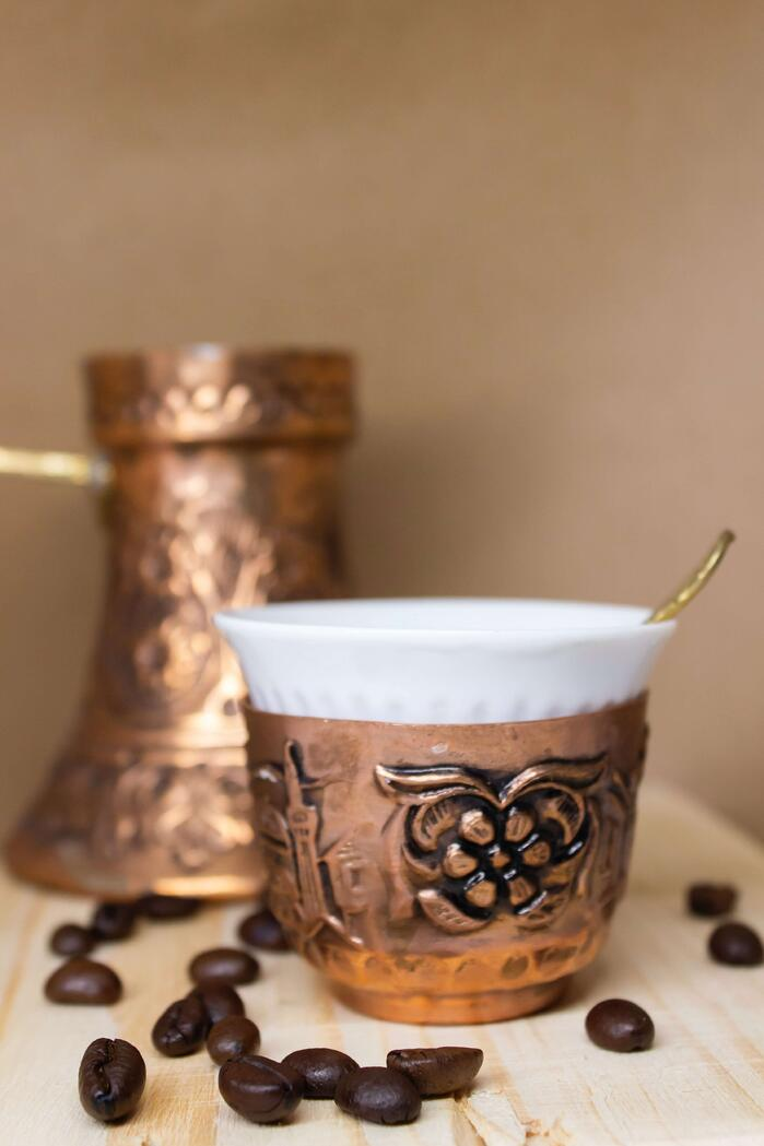 The Rich History of Turkish Coffee