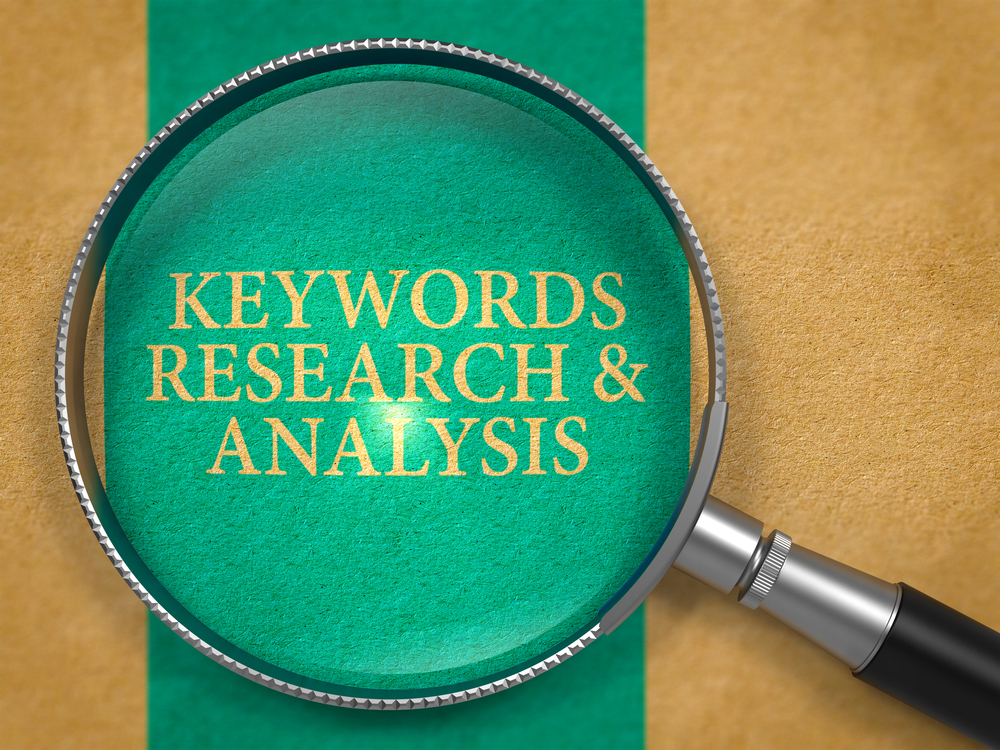 finding keywords to market on a budget