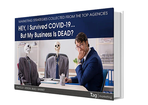 Download Our COVID-19 Marketing Strategy Survival eBook [FREE]