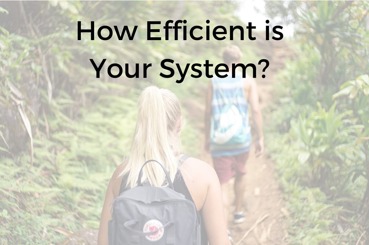 How Efficient Is Your System?