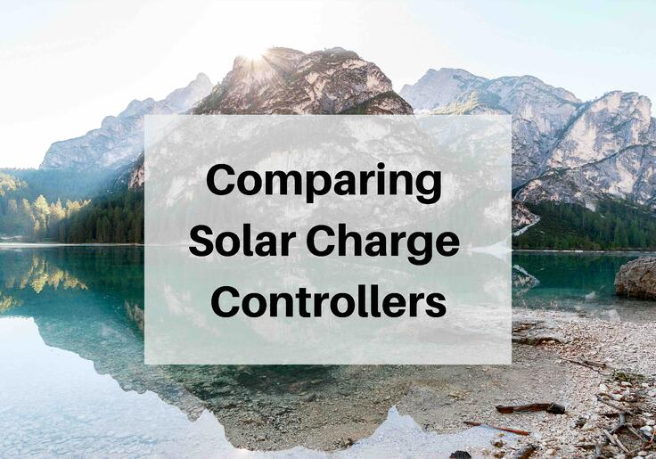 Comparing Solar Charge Controllers