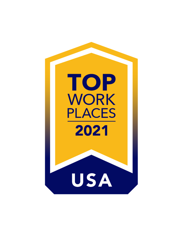 CoreDial is Named a 2021 Top Workplaces USA Award Winner by Energage