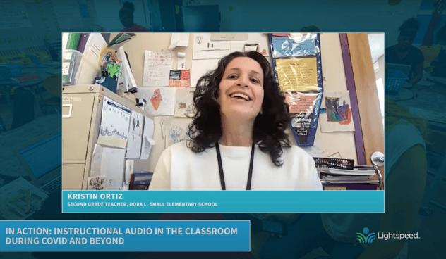 Educator Spotlight: Kristin Ortiz