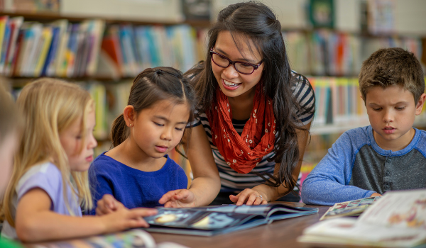 Supporting Literacy Through Clearer, Amplified Sound