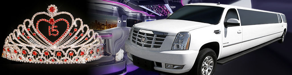 Bay Area Quinceanera Limo Service Bay Area Quinceanera