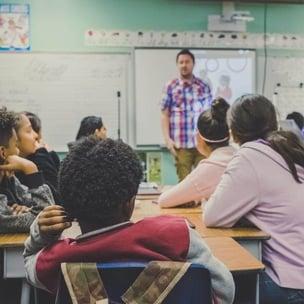 celebrate national teacher Day - photo by Neonbrand via unsplash