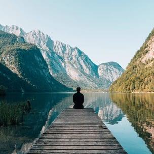 celebrate world meditation day - photo by Simon Migaj via unsplash