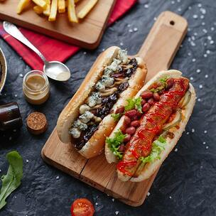 enjoy a hot dog on national hot dog day - photo by victoria shes via unsplash