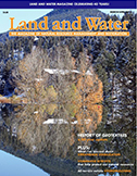 Land & Water Magazine: Strategies and Techniques for Aging Stormwater Management Ponds