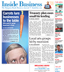 Inside Business - Entrepreneurs Become Foxhole Buddies