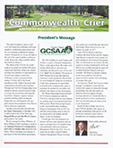 Commonwealth Crier, Virginia Golf Course Superintendents Association - Buffer Management Benefits and Recommended Vegetation Species