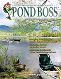Pond Boss Magazine - Know Your Pond Life: Fin-Clipping for Fisheries Management Success