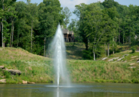 AquaMaster Celestial Series Lake And Pond Fountains