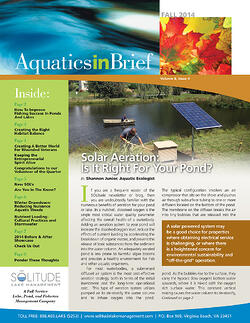 32_SOLitude_lake_management_AquaticsInBrief_newsletter_10.2014_Fall_cover