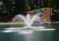 Lake And Pond Fountains And Aerators