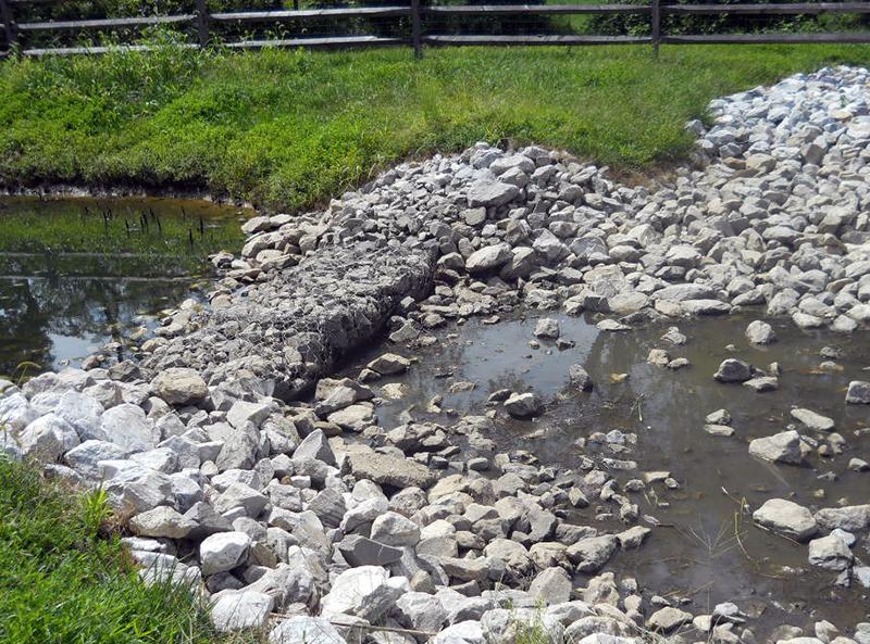 Stormwater Management Pond Parts