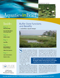 32_SOLitude_lake_management_AquaticsInBrief_newsletter_12_Winter_cover