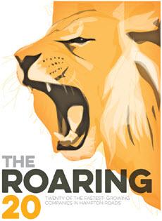 Inside Business Roaring 20 Award