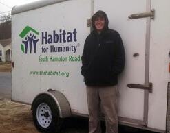 Habitat for Humanity VB Marc H 02.16.13