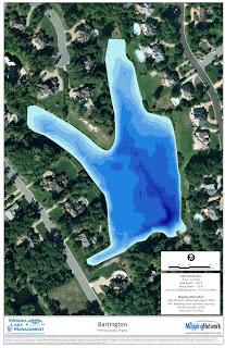 bathymetry lake mapping technology