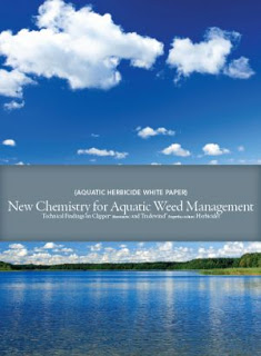 new chemistry for aquatic weed management