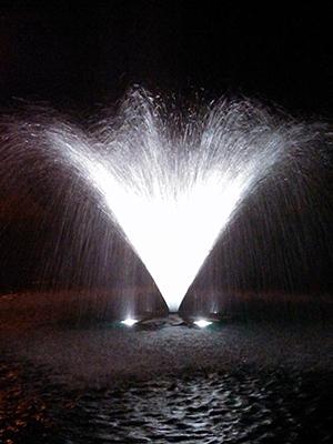 Fountain Lighting LED