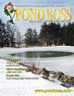 Pond Boss Magazine_David Beasley