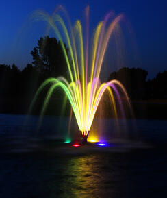 Fountain Lights